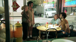Unnatural Love - Jemaine with Keitha (Sarah Wynter)