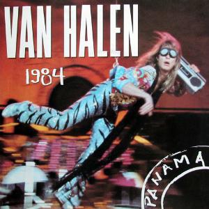 Panama (song) - Image: Van Halen Panama (US)