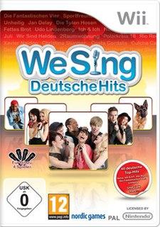 <i>We Sing Deutsche Hits</i>