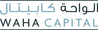 Waha Capital - Image: Waha Capital logo