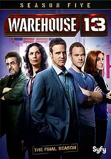 Serien Stream Warehouse 13