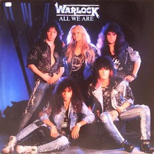 All We Are - Image: Warlock All We Are