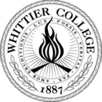 Whittier College - Image: Whittier College Seal