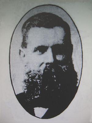 William Henry John Slee - W.H.J. SLEE in 1889.