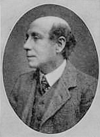 Willie Warde - Warde in 1911