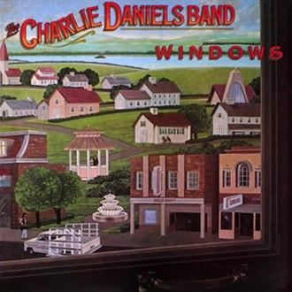 Windows (Charlie Daniels album) - Image: Windows CDB album