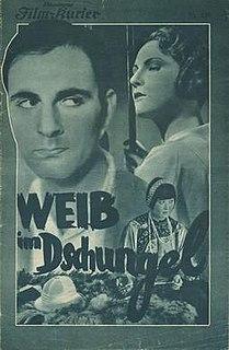 <i>Woman in the Jungle</i> 1931 film
