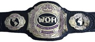 Women of Honor World Championship Championship created and promoted by the American professional wrestling promotion Ring of Honor