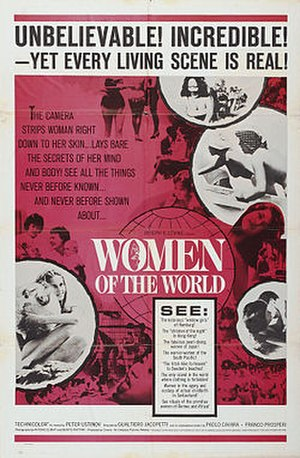Women of the World - Theatrical poster