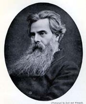 Thomas Woolner - Woolner in later years