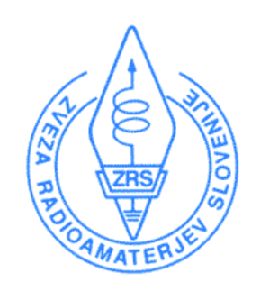 Association of Radio Amateurs of Slovenia - Image: Zveza Radioamaterjev Slovenije (emblem)