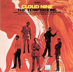 Cloud Nine (The Temptations album) - Image: 1969 tempts cloud 9