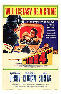 <i>1984</i> (1956 film) 1956 film by Michael Anderson