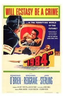 1984 1956 Film Wikipedia