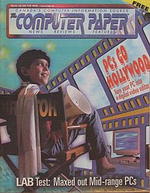 1997-07 The Computer Paper Cover BC Edition.jpg