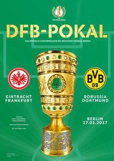 2017 DFB-Pokal Final association football match