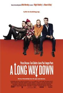 A Long Way Down Film Wikipedia