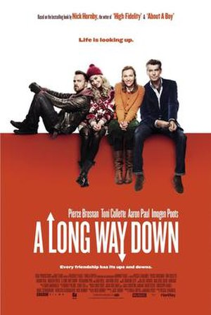 A Long Way Down (film) - Image: A Long Way Down Poster