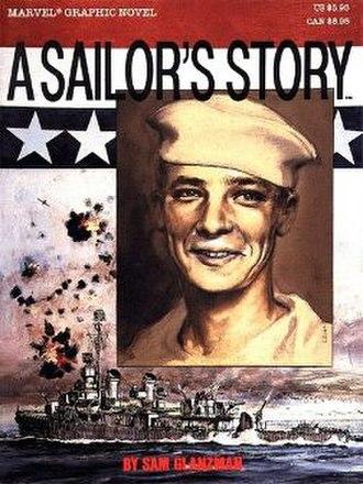 Sam Glanzman - Image: A Sailor's Story Marvel