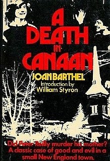 <i>A Death in Canaan</i> 1978 television film directed by Tony Richardson
