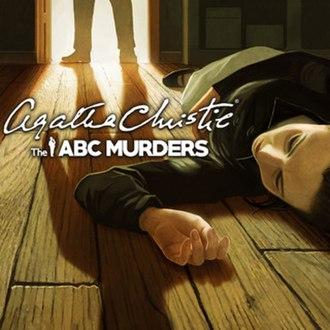 Agatha Christie: The ABC Murders (2016 video game) - Image: Agatha christie abc 2016