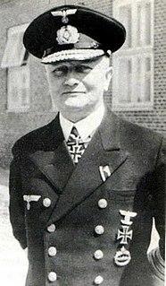 Alfred Saalwächter German Admiral