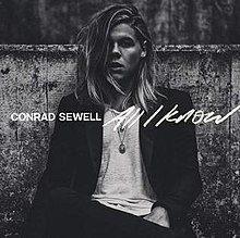 All I Know by Conrad Sewell (EP).jpg