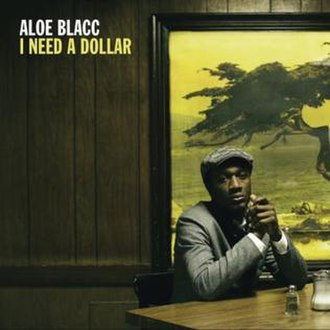 Aloe Blacc - I Need a Dollar (studio acapella)