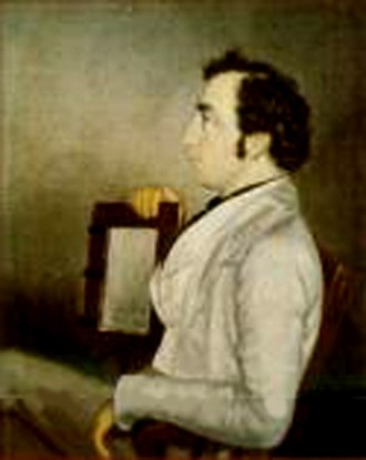 Ammi B. Young - Image: Ammi Burnham Young (by Cyrus Rogers, 1846)
