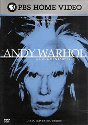 Andy Warhol: A Documentary Film - Image: Andy Warhol.A Documentary Film.DVD