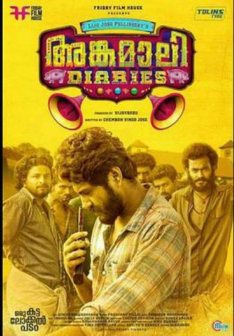Angamaly Diaries - Poster