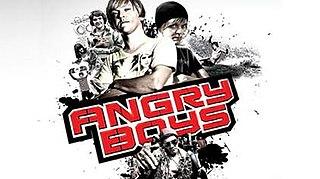 <i>Angry Boys</i>