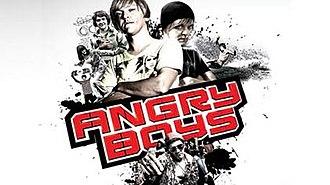 Angry Boys - Image: Angry boys