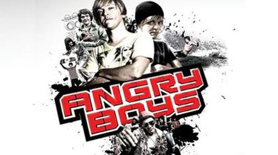 Picture of a TV show: Angry Boys