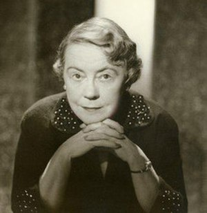 Anne O'Hare McCormick - Anne O'Hare McCormick