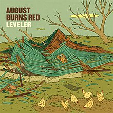 Cover of August Burns Red - Leveler