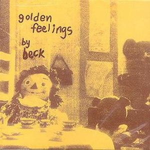 Golden Feelings - Image: Beck Golden Feelings CD