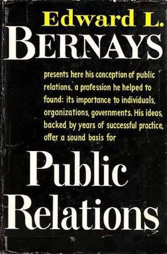 Public Relations (book) - Cover of the book