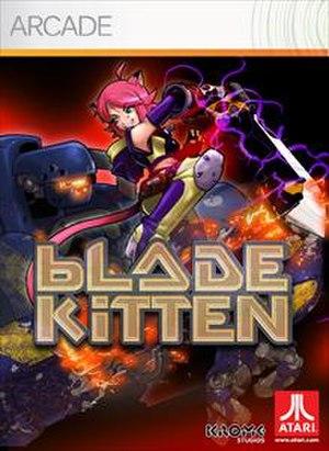 Blade Kitten - Image: Blade kitten box art
