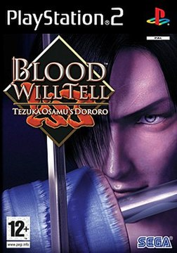 Blood Will Tell box cover