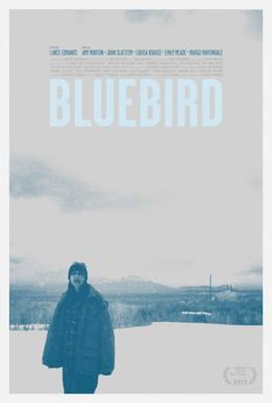 Bluebird (2013 film) - Theatrical release poster