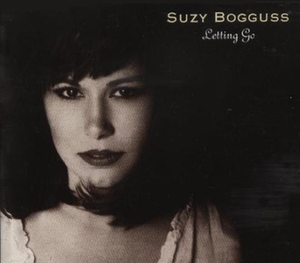 Letting Go (Suzy Bogguss song) - Image: Bogguss Letting Go cd single