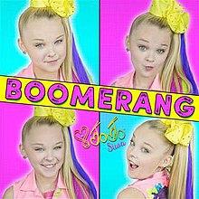 boomerang jojo siwa song wikipedia