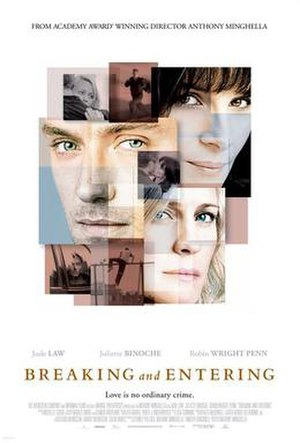 Breaking and Entering (film) - Image: Breaking and Entering