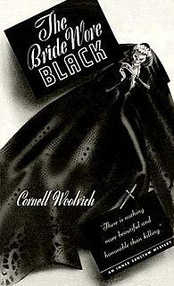 <i>The Bride Wore Black</i> (novel)