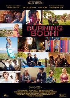 <i>Burning Bodhi</i> 2015 film