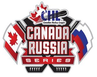 CHL Canada/Russia Series - Image: CHL Canada Russia Series Logo