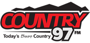 CJCI-FM - Image: CJCI country 97 logo