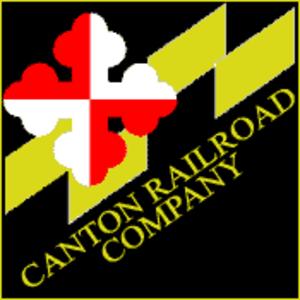 Canton Railroad - Image: Canton Railroad Logo