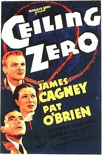 <i>Ceiling Zero</i> 1936 film by Howard Hawks